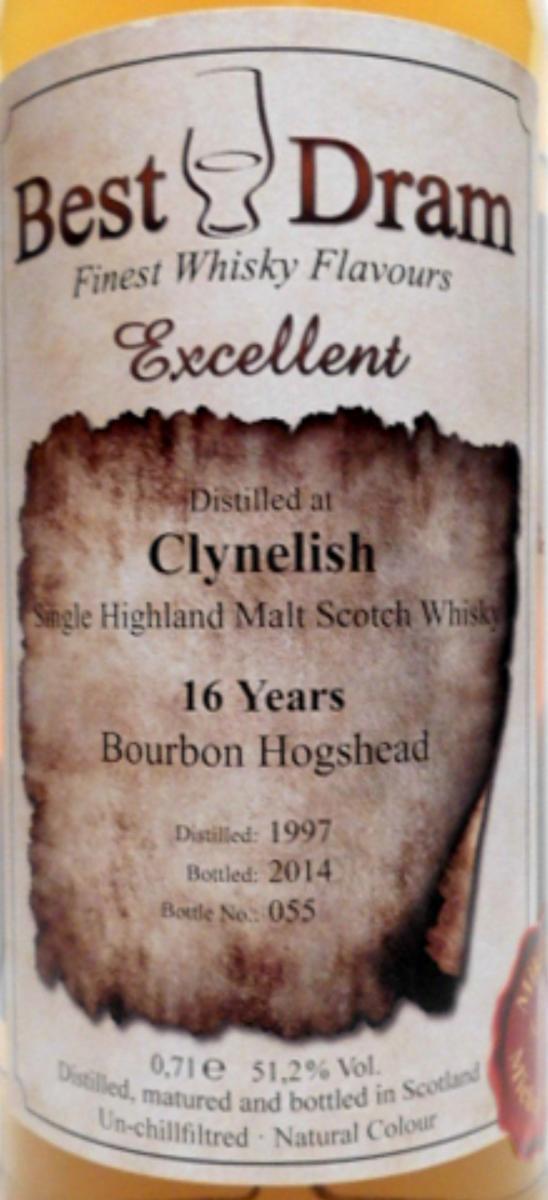 Clynelish 1997 BD