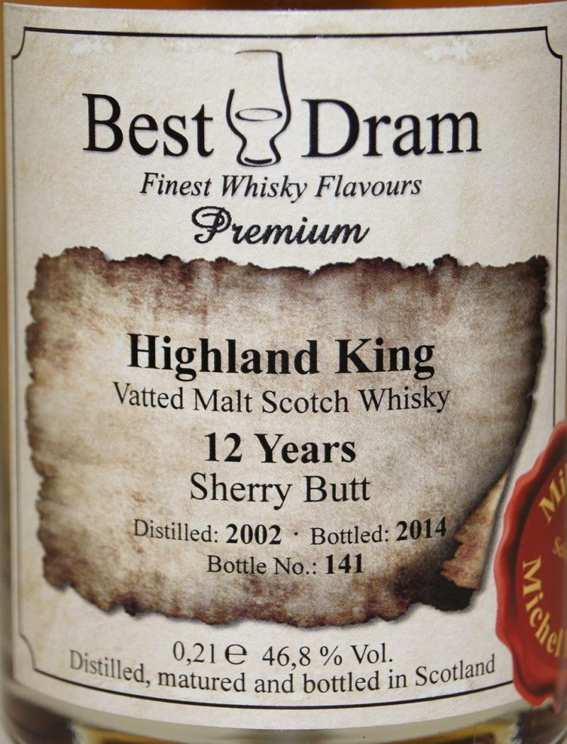 Highland King 2002 BD