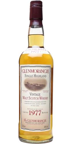 Glenmorangie 1977