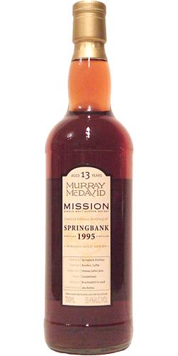 Springbank 1995 MM