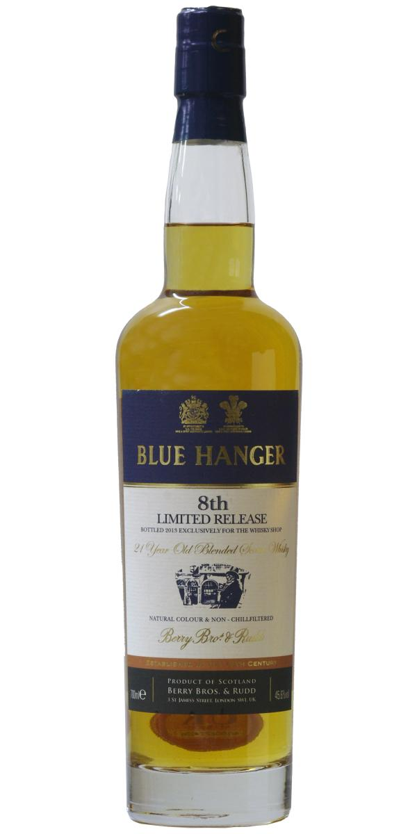 Blue Hanger 8th Limited Release