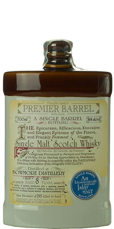 Bowmore 08-year-old DL