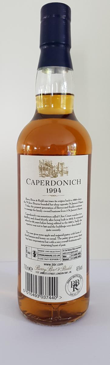 Caperdonich 1994 BR