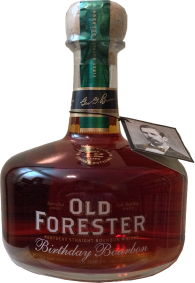 Old Forester 2002 - Birthday Bourbon