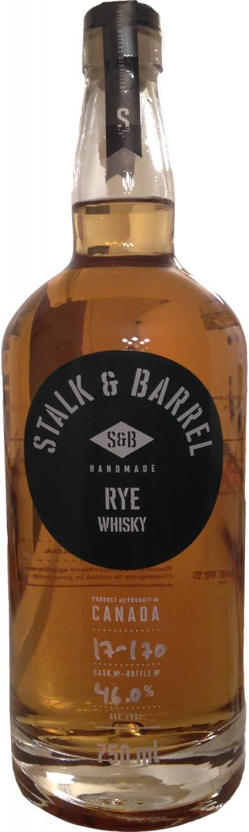 Stalk & Barrel 2011
