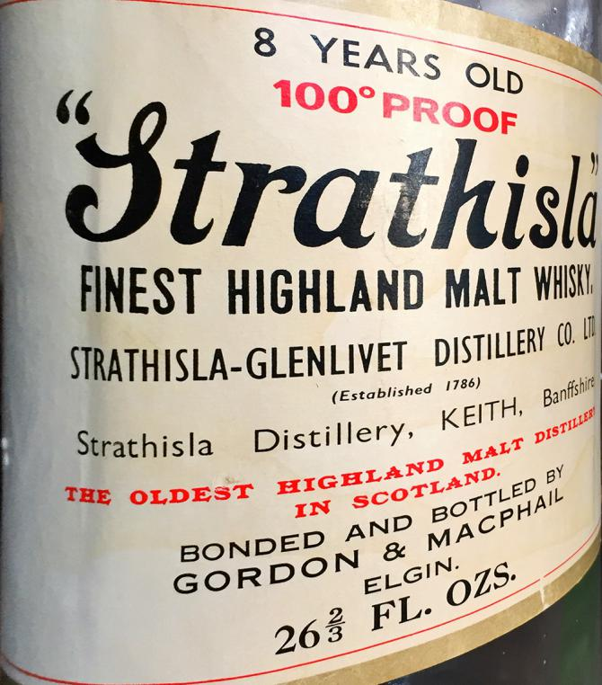 Strathisla 08-year-old GM