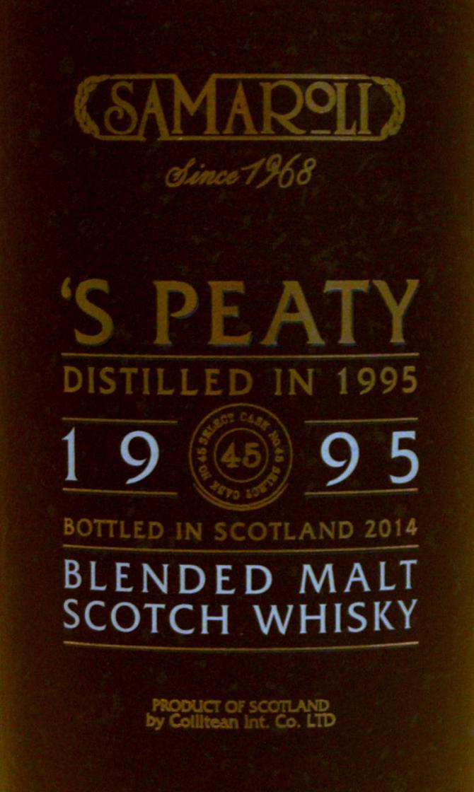 'S Peaty 1995 Sa