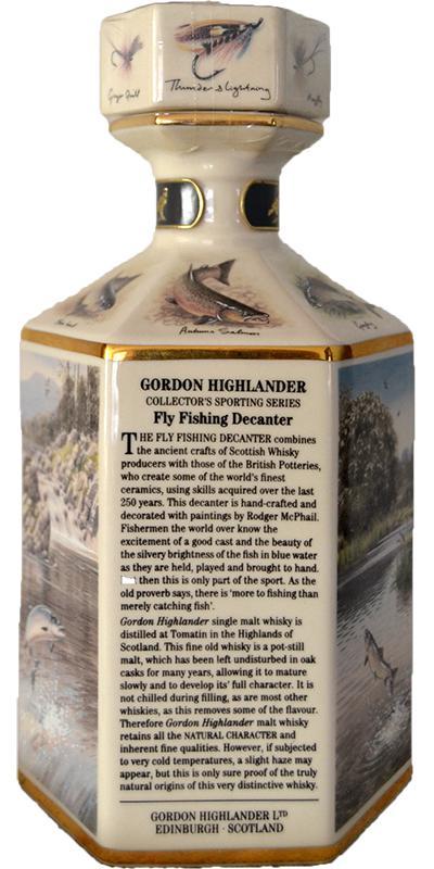 Gordon Highlander 12-year-old GHL