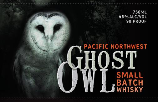 Ghost Owl Small Batch Whisky
