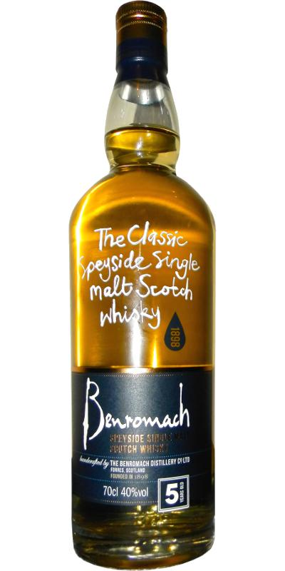 Benromach 05-year-old