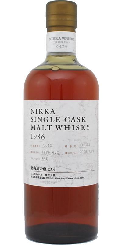 Nikka 1986