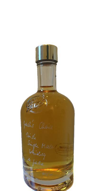 Irish Single Malt Whiskey Jack's Choice vF