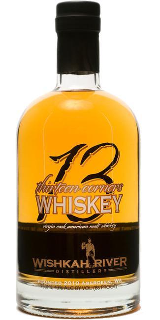 Thirteen Corners American Malt Whiskey