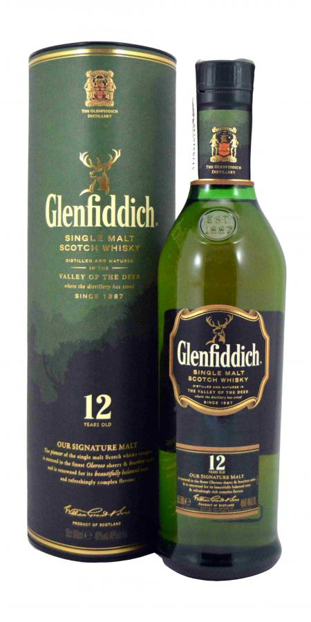 Glenfiddich 12-year-old