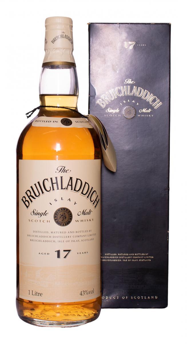 Bruichladdich 17-year-old