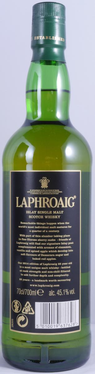 Laphroaig 25-year-old