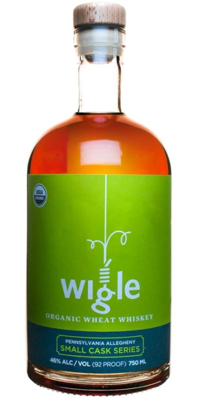 Wigle Organic Wheat Whiskey