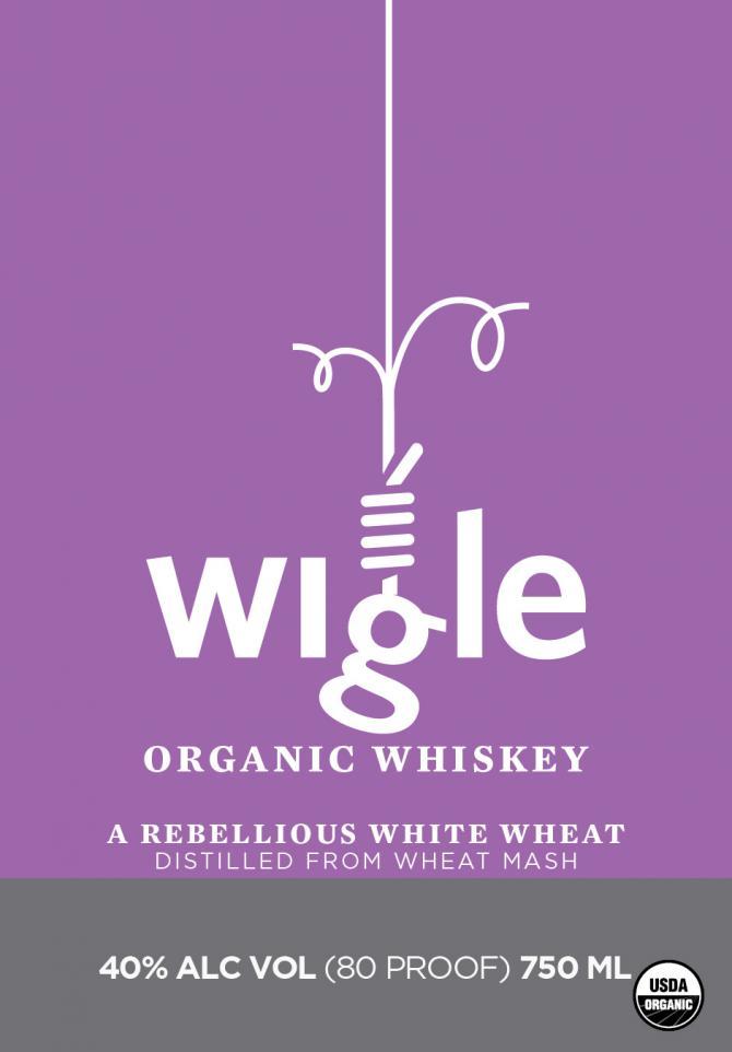 Wigle Organic White Wheat Whiskey