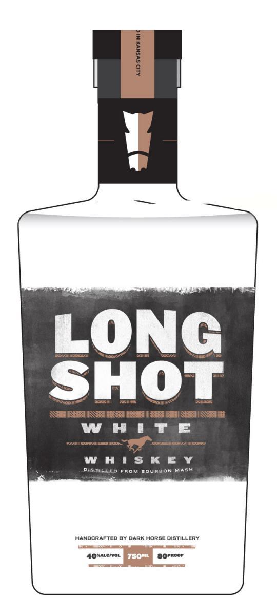 Dark Horse Long Shot White Whiskey