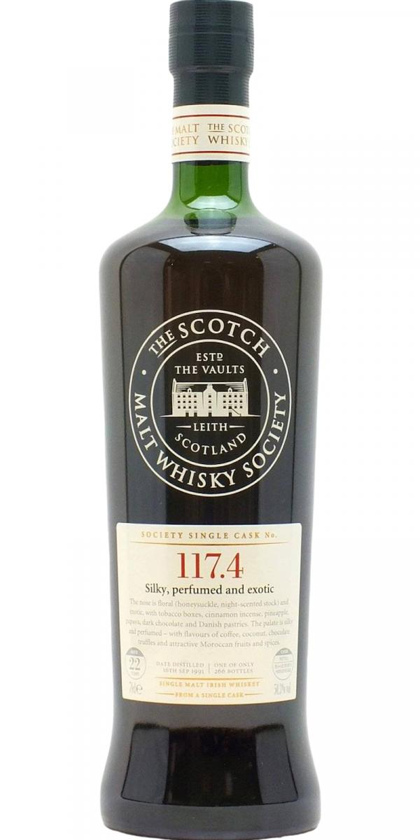 Cooley 1991 SMWS 117.4