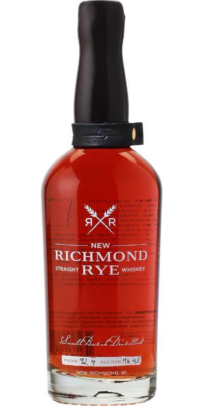 New Richmond Rye Straight Rye Whiskey