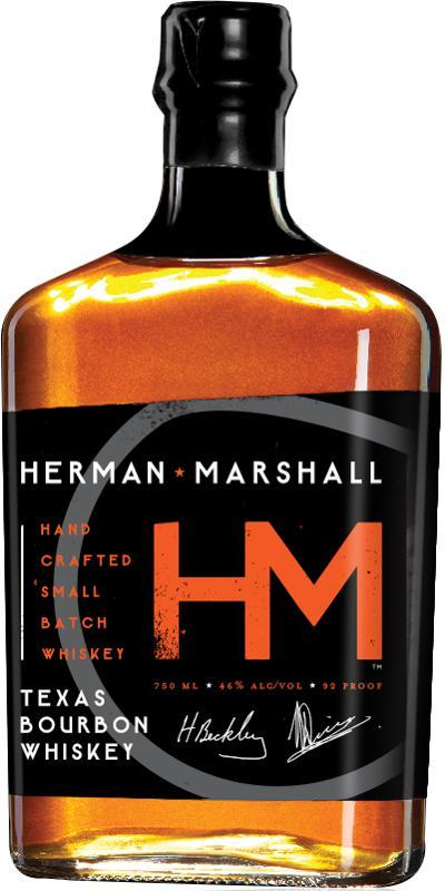 Herman Marshall Texas Bourbon Whiskey