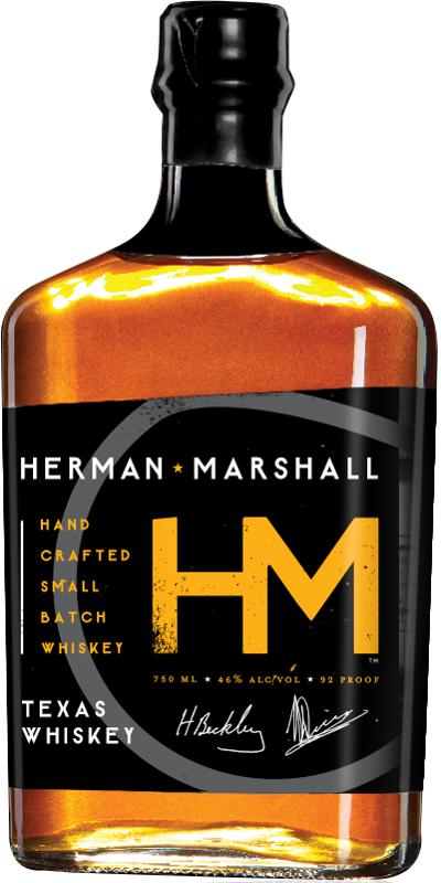 Herman Marshall Texas Whiskey