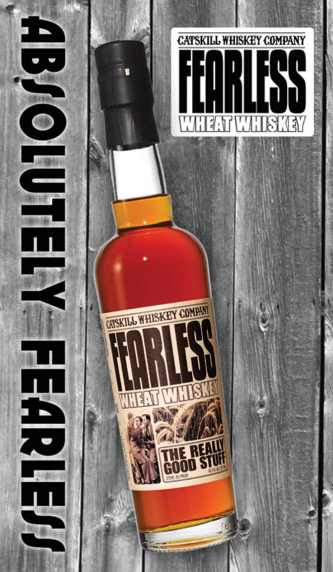 Fearless Wheat Whiskey