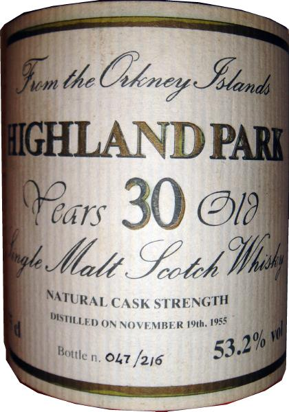 Highland Park 1955 It