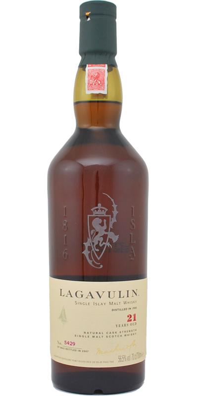 Lagavulin 21-year-old