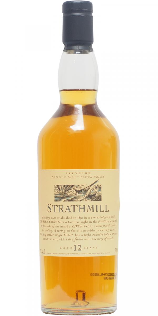 Strathmill 12-year-old