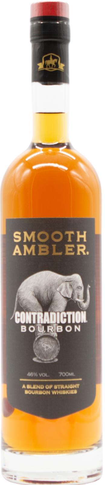 Smooth Ambler Contradiction