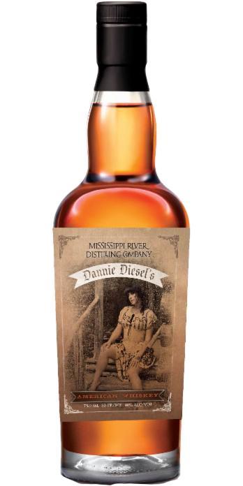 Dannie Diesel's American Whiskey
