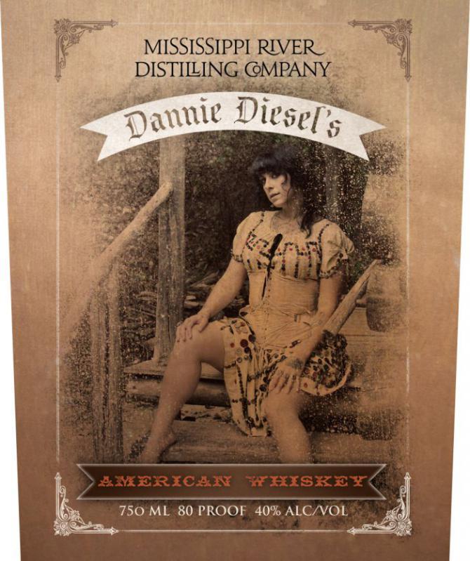 Dannie Diesels American Whiskey