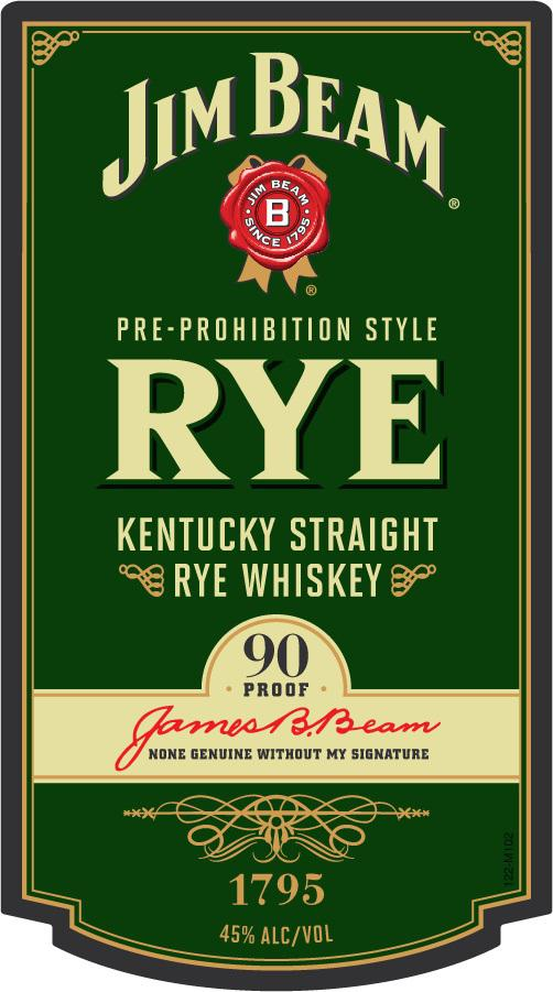 Jim Beam Rye Pre Prohibition Style Ratings And Reviews