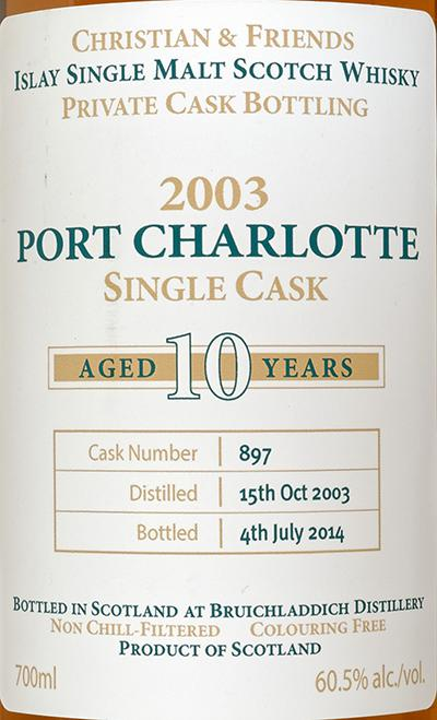 Port Charlotte 2003 IS&m