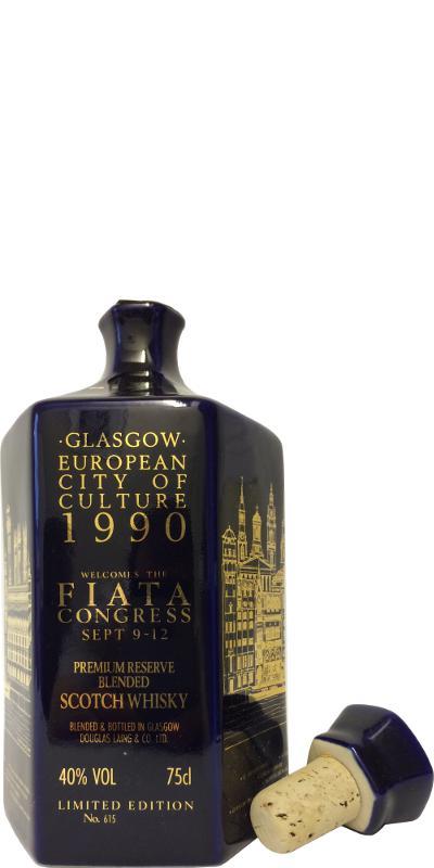 Glasgow - European City of Culture 1990 DL