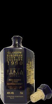 Glasgow European City of Culture 1990 DL