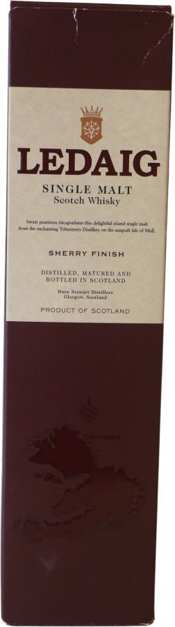Ledaig Sherry Finish