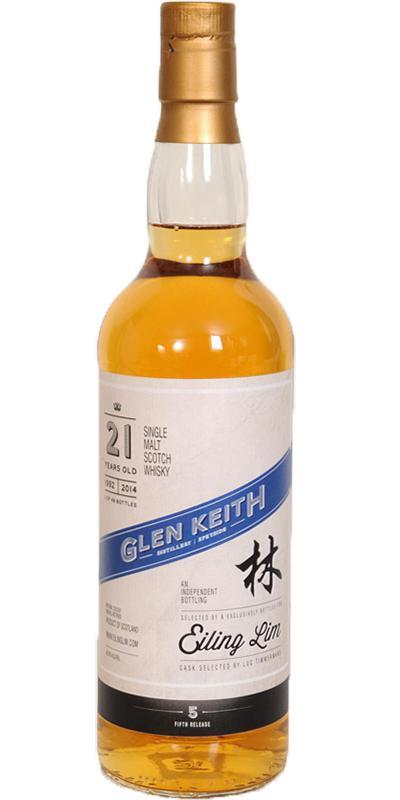 Glen Keith 1992 EL