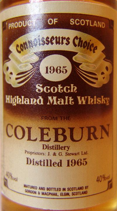 Coleburn 1965 GM