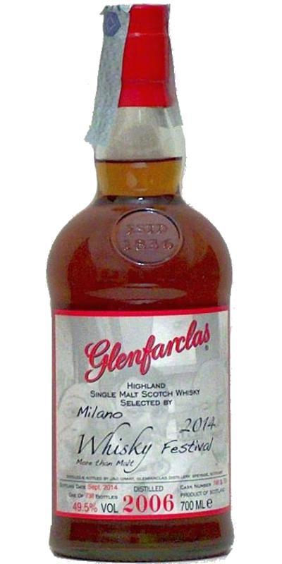 Glenfarclas 2006