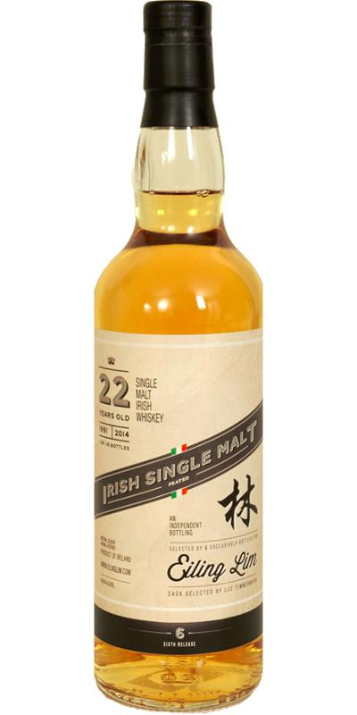 Irish Single Malt 1991 EL