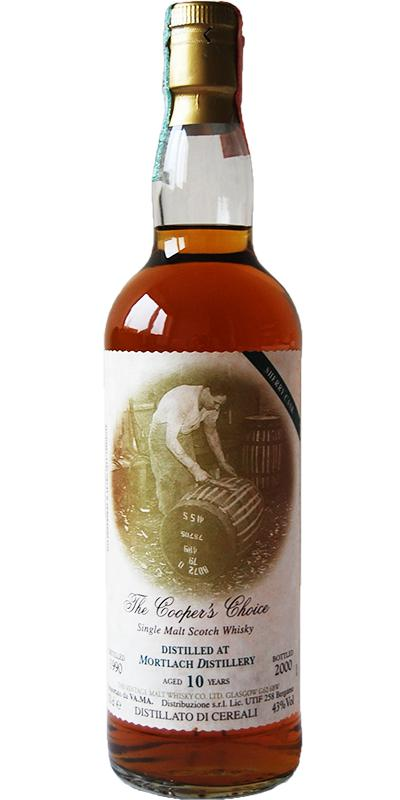 Mortlach 1990 CC Sherry