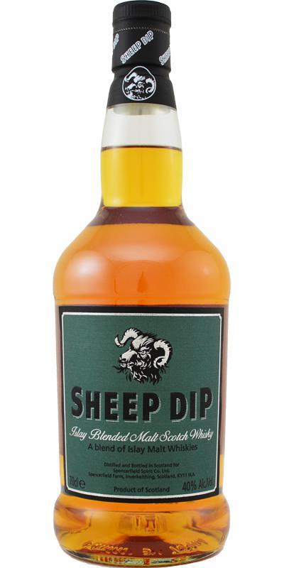 Sheep Dip Islay Blended Malt Scotch Whisky
