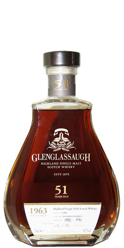 Glenglassaugh 1963