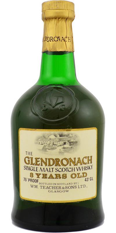 Glendronach 08-year-old
