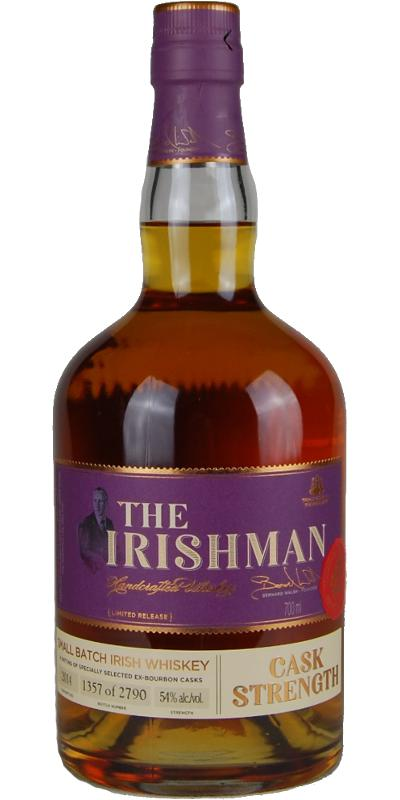 The Irishman Cask Strength