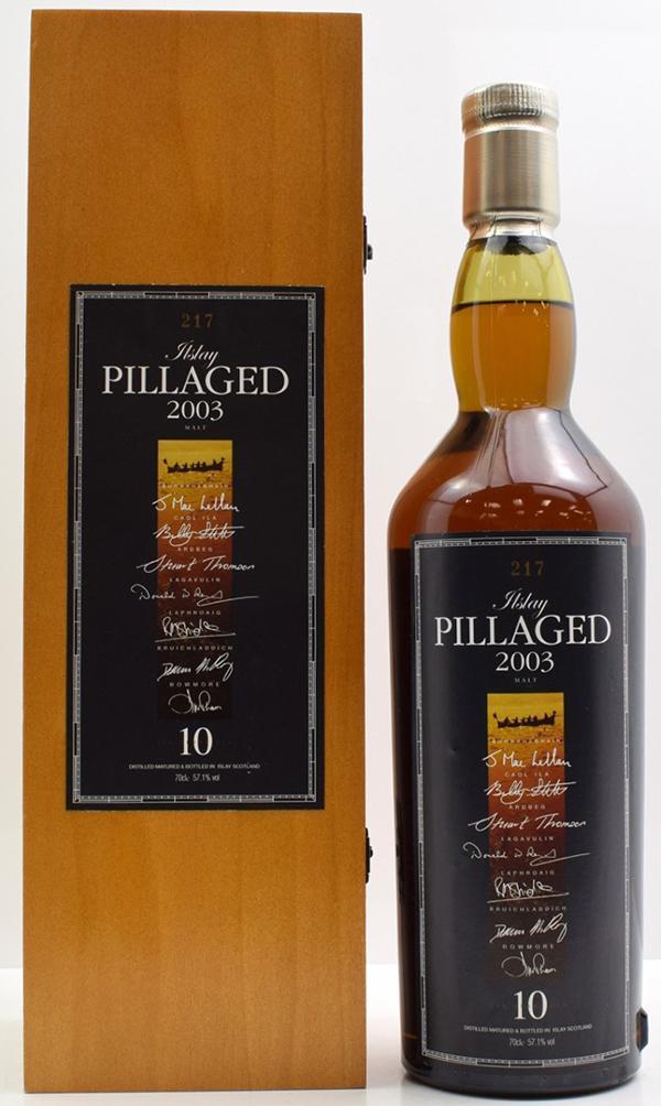 Pillaged 10-year-old