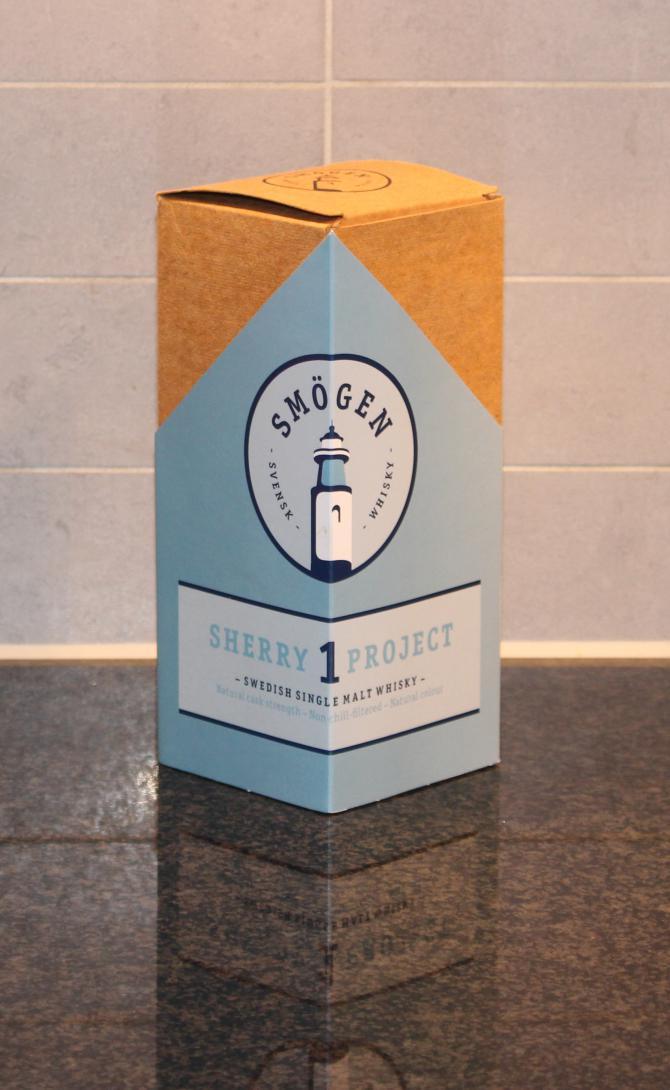Smögen Sherry Project 1:1